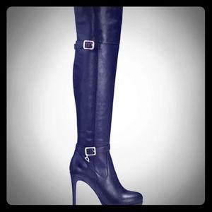🆕️Thalia Sodi Over the knee wide calf boots